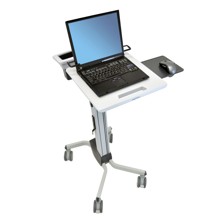 Laptop Cart Neo Flex Adjustable Mobile Workstation Ergotron