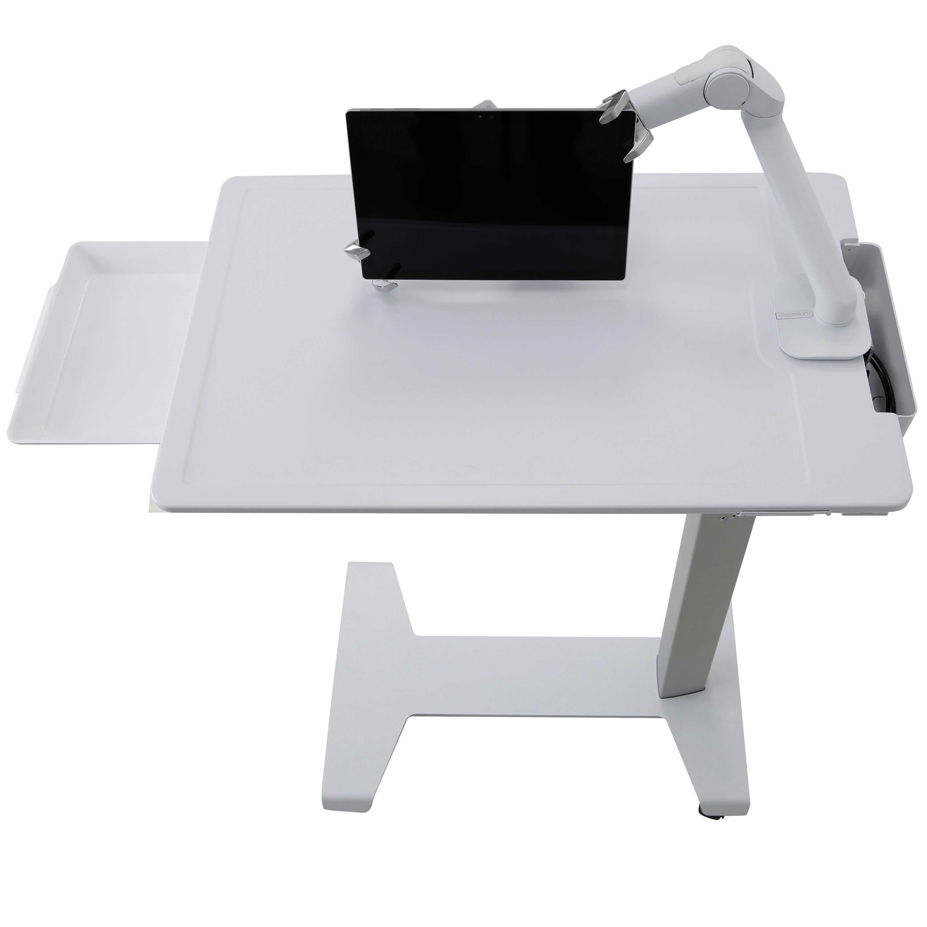 l medical table iseries novum products iobt overbed tables hospital gu nv