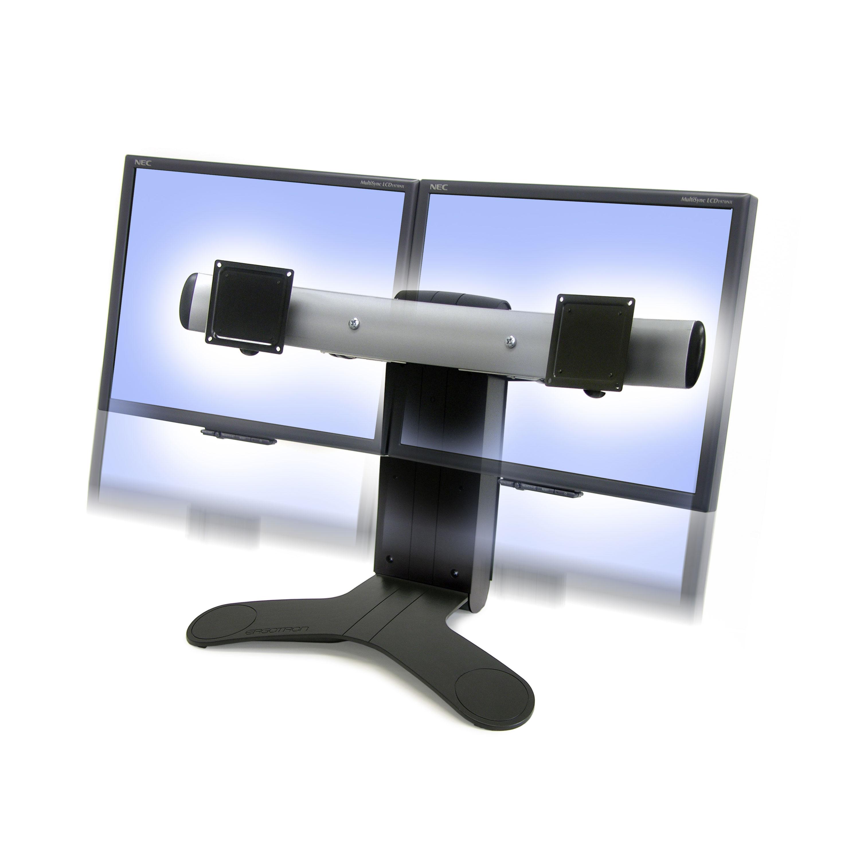 ergotron 33 299 195 lx dual monitor stand