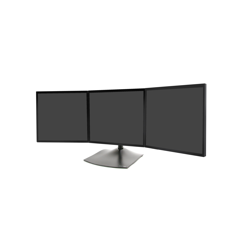 Outstanding Ergotron 33 323 200 Ds100 3 Monitor Stand Best Image Libraries Weasiibadanjobscom