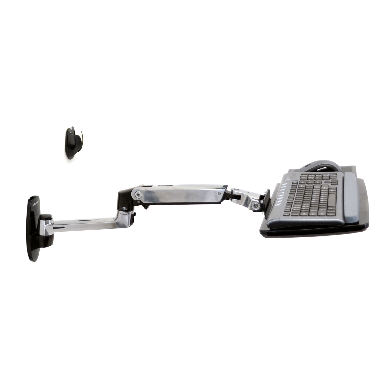 Ergotron 45-246-026 Lx Keyboard Arm Wall Mount 45246026