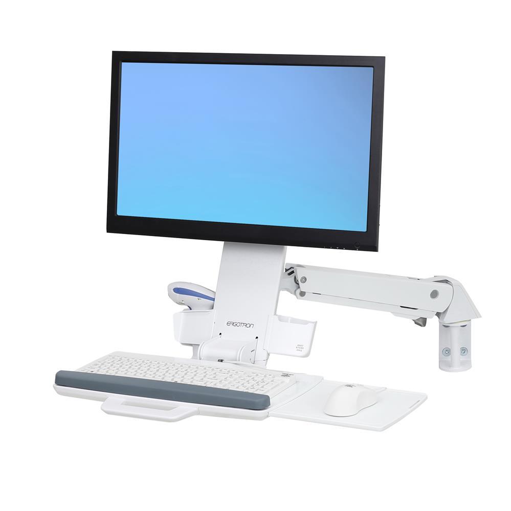Ergotron Suportes Ergon 243 Micos Para Monitores Neo Flex