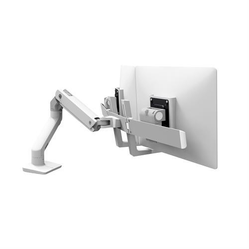 HX臺式雙配置監視器支臂(銀色) 45-476-231
