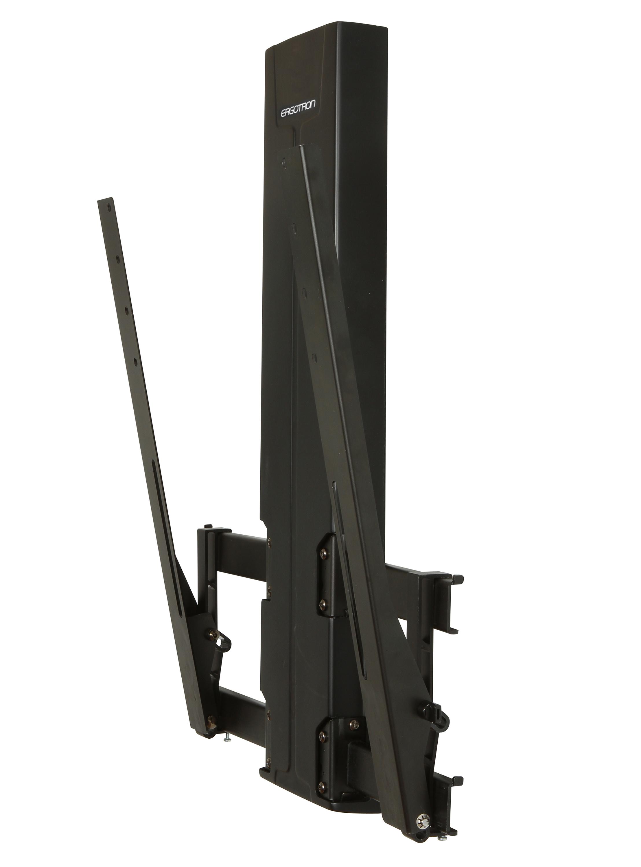 Vertical Moving Tv Wall Mount Desainrumahkeren Com