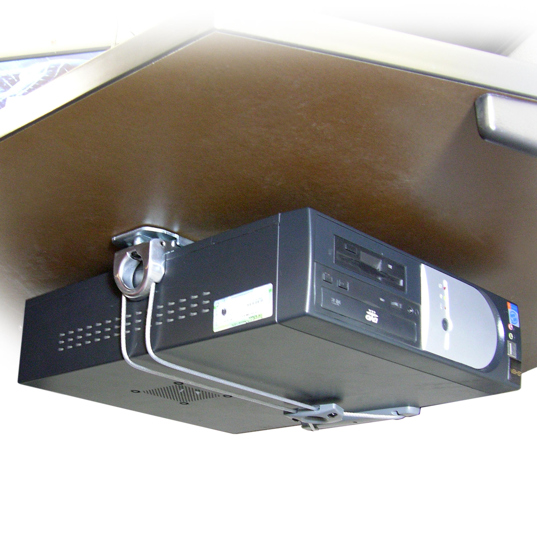 Cpu Mount Under Desk Desk Design Ideas