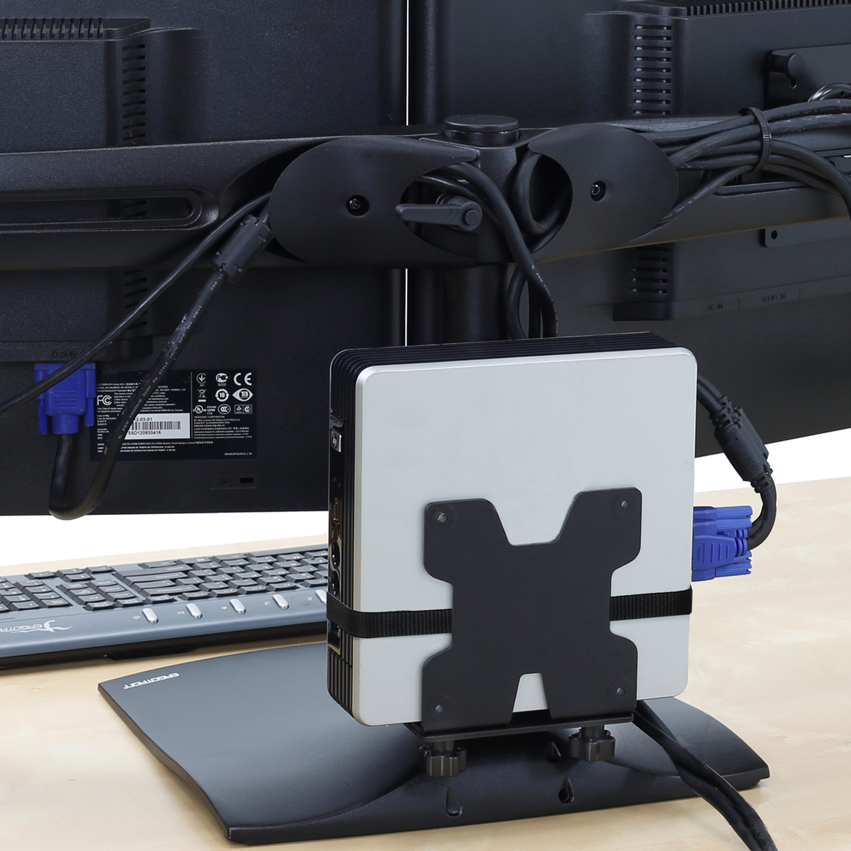 Mount Thin Computer to Your Workspace | Ergotron