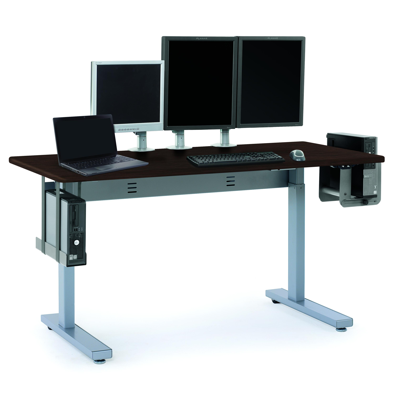 Anthro Desk Sit Stand Legs 100 Images Ergotron