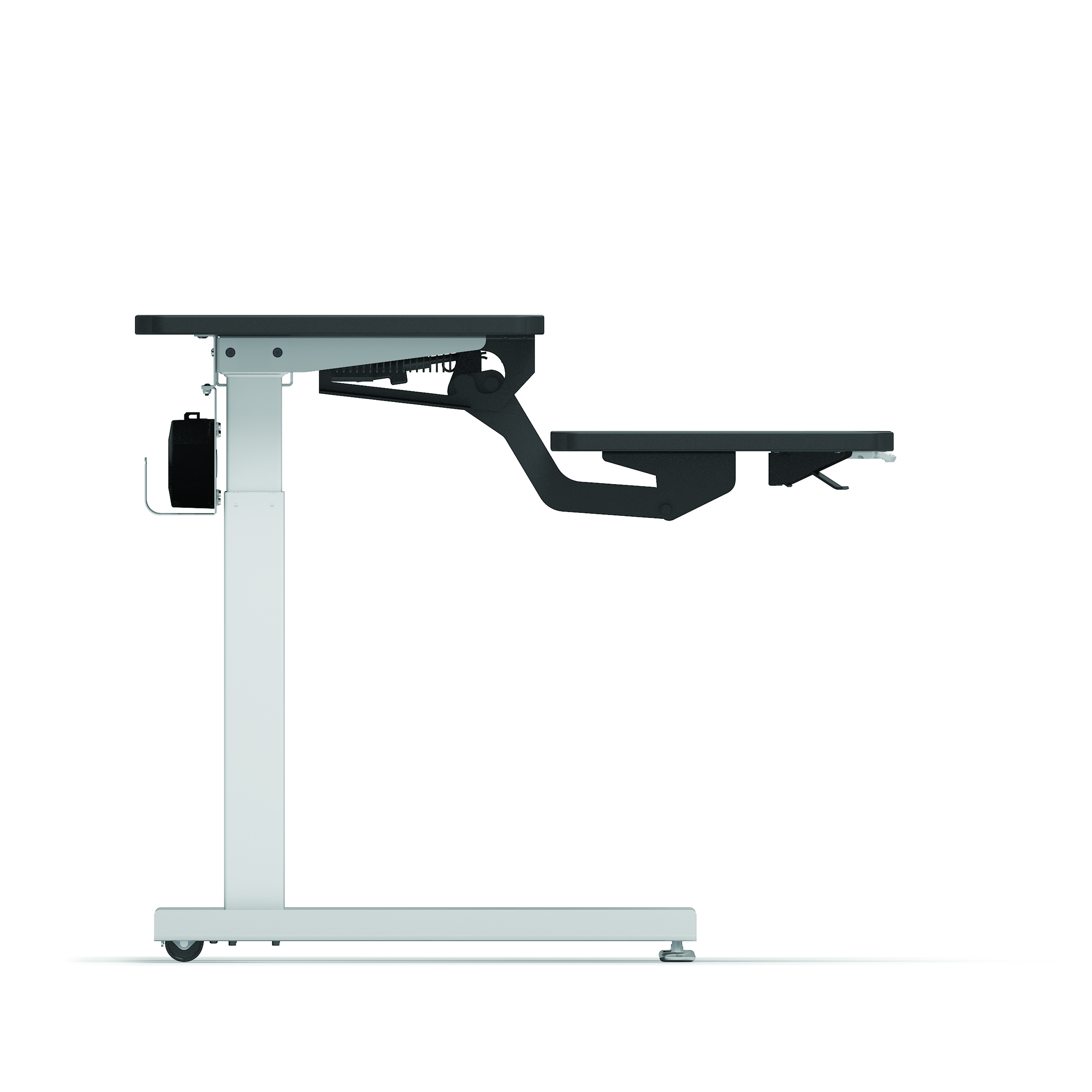 Ergotron Mvjb48ss Anthro Elevate Adjusta Standing Desk