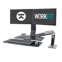 WorkFit-A desk mount arm