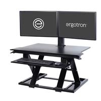WorkFit-TX sit stand desk converter
