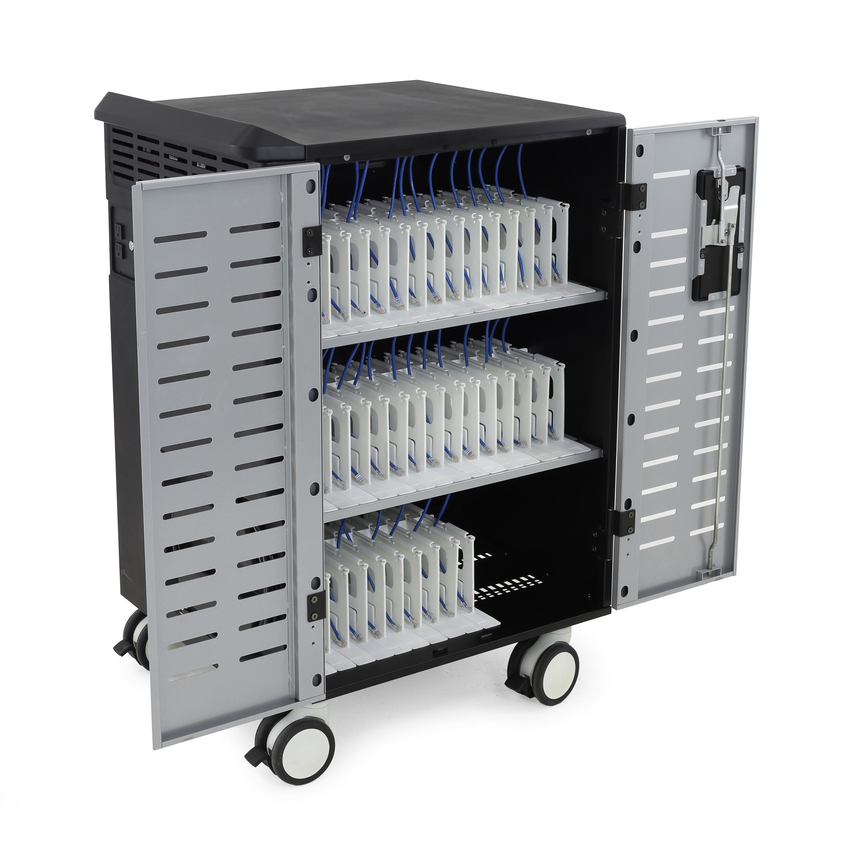 100 10 Tablet Charging Sync Station Desktop Cabinet